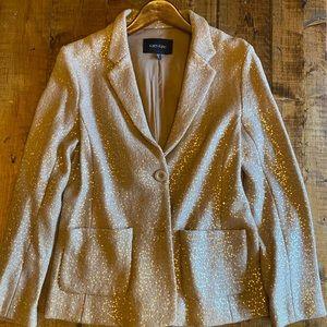Karen Kane Wool Coat Camel Winter Women Jacket